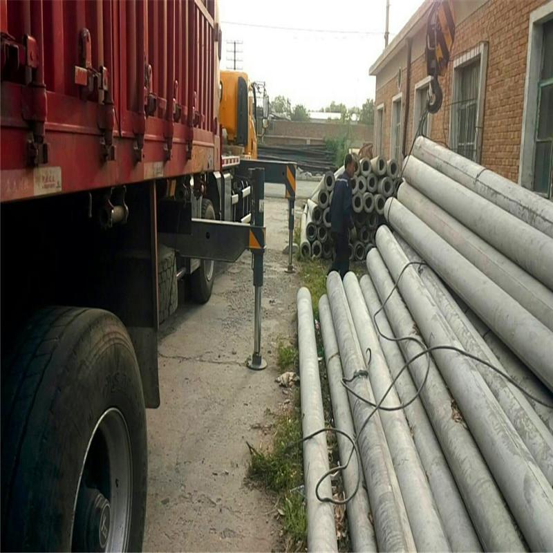 水泥电线杆施工时做防风的必要性